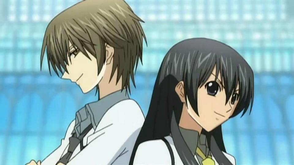 Special A - Hikari et Kei