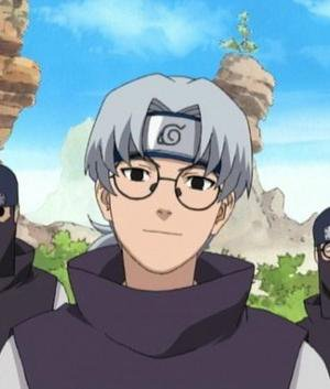 Naruto Shippuden - Kabuto