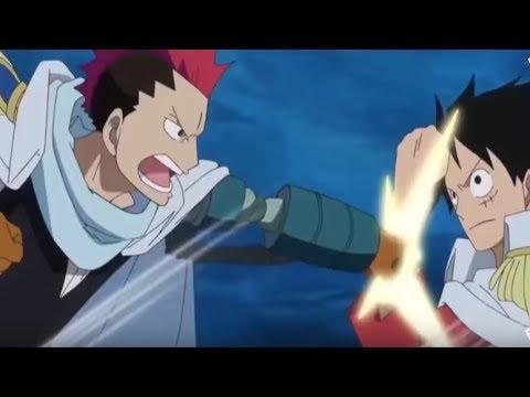 One Piece - Luffy contre Ground