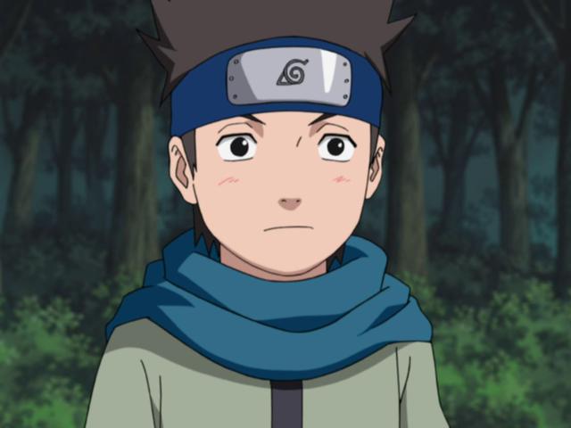 Naruto Shippuden - Konohamaru