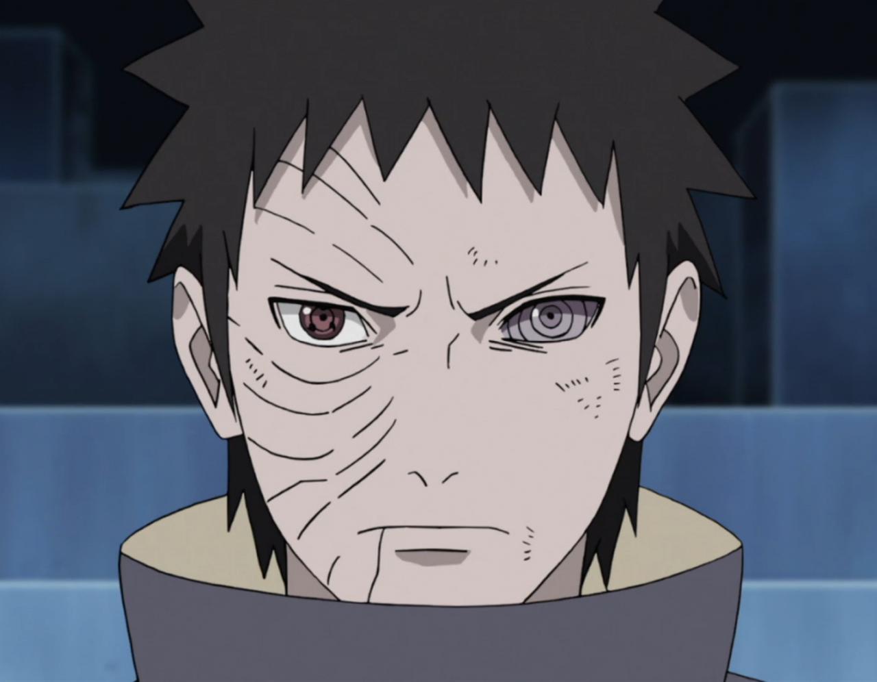 Naruto Shippuden - Obito Uchiwa