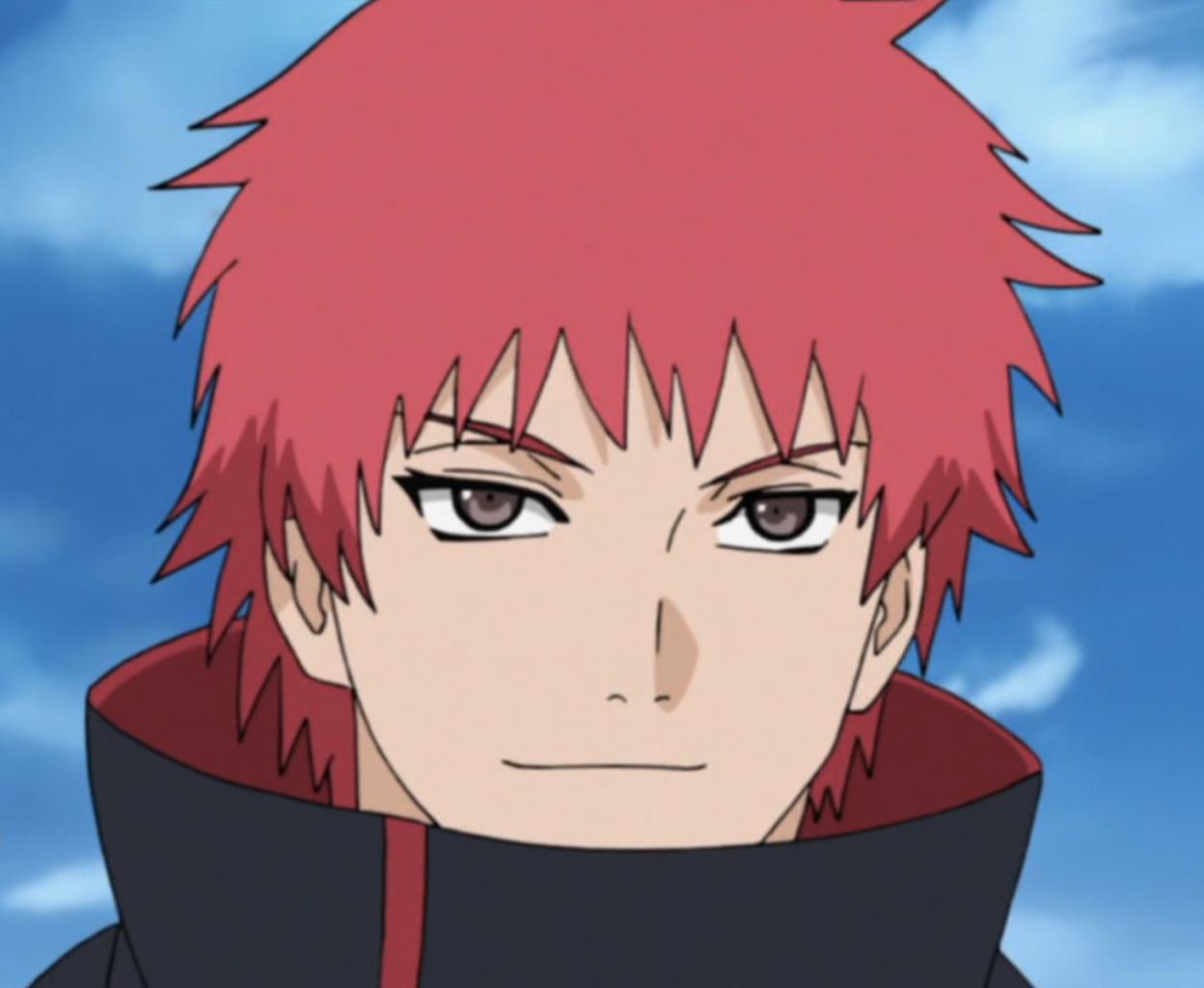 Naruto Shippuden - Sasori