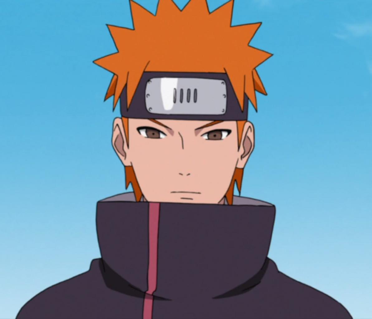 Naruto Shippuden - Yahiko